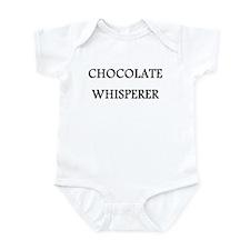 Chocolate Whisperer Infant Bodysuit