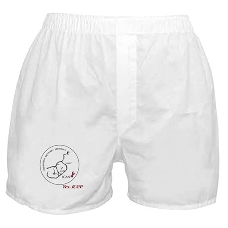Yes...ICAN Boxer Shorts