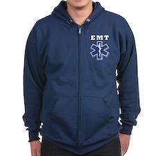 EMT Zipped Hoodie