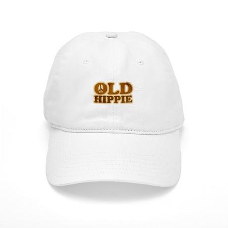 Old Hippie Peace Cap