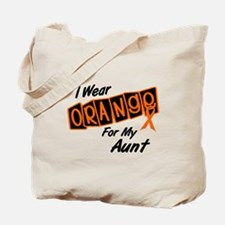 I Wear Orange For My Aunt 8 Tote Bag