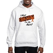 I Wear Orange For My Aunt 8 Hoodie