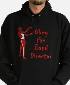 Obey the Band Director Hoodie