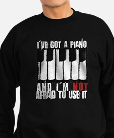 I've Got a Piano Jumper Sweater