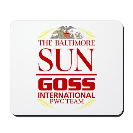 Baltimore-Goss-Red- Mousepad