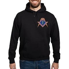 The Masonic Star of Life Hoodie