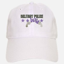 Military Police Wife Baseball Baseball Cap
