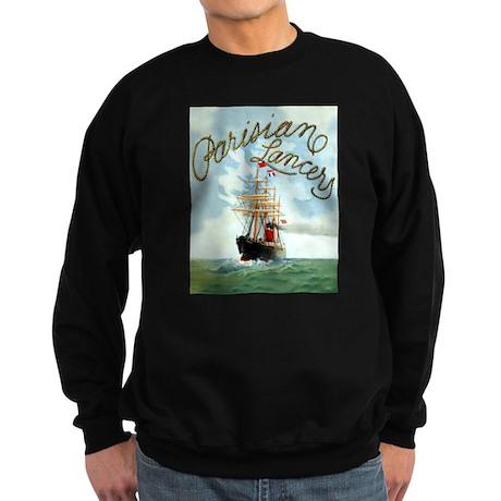 Parisian Tall Ship Sweatshirt (dark)