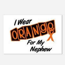 I Wear Orange For My Nephew 8 Postcards (Package o