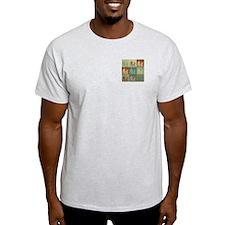 Farming Pop Art T-Shirt