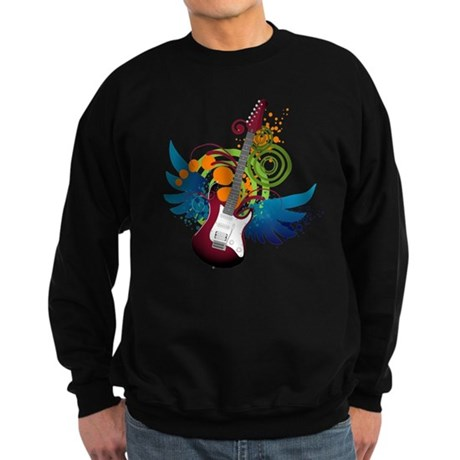 Guitar Fantasy Sweatshirt (dark)