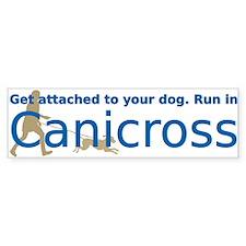 I Canicross Bumper Sticker (50 pk)