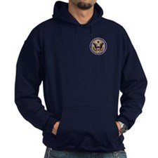 State Dept. Emblem Hoodie