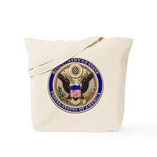 State Dept. Emblem Tote Bag