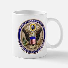 State Dept. Emblem Mug