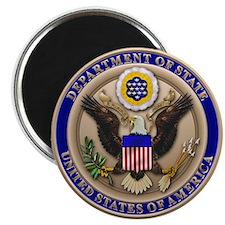State Dept. Seal Magnet
