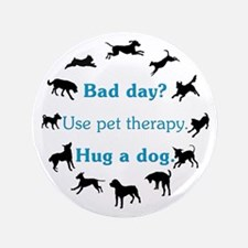 """Bad Day 3.5"""" Button (100 pack)"""