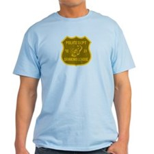 Police Dept Drinking League T-Shirt