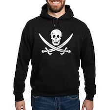 Calico Jack Pirate Hoodie