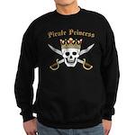 Pirate Princess Sweatshirt (dark)