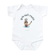Light Water Polo Infant Bodysuit
