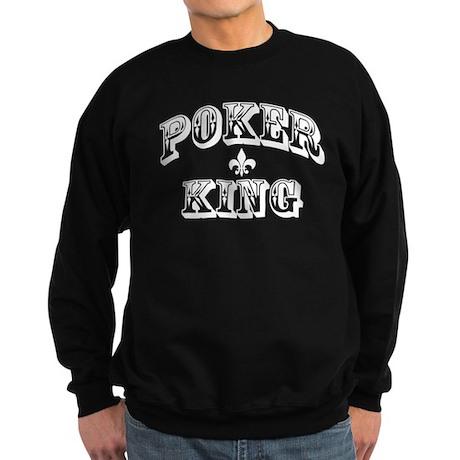 Poker King Sweatshirt (dark)