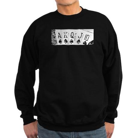 Royal Flush Sweatshirt (dark)