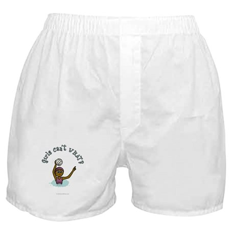 Dark Water Polo Boxer Shorts