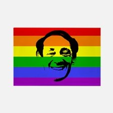 Harvey Milk Rectangle Magnet