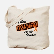 I Wear Orange For My Cousin 8 Tote Bag