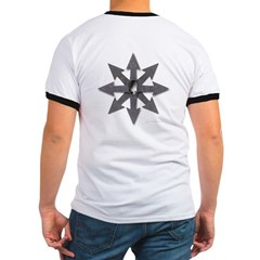 Ad-Free Chaos Sign Skull & Arrows T