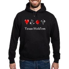 Texas Hold'em Hoodie