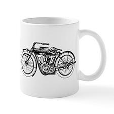 Vintage Motorcycle Mug