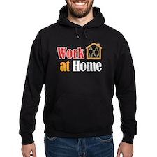 Work at Home Hoodie
