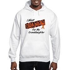 I Wear Orange For My Granddaughter 8 Hoodie