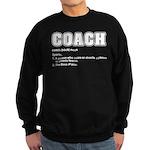 Coach Definition Sweatshirt (dark)