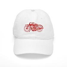 Vintage Motorcycle Baseball Cap
