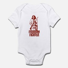 Geronimo Freedom Fighter Infant Bodysuit