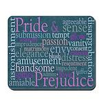 Pride and Prejudice Mousepad