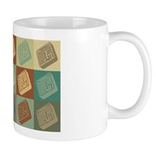 Electrical Engineering Pop Art Mug