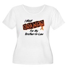 I Wear Orange For My Brother-In-Law 8 T-Shirt