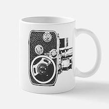Funny 8mm camera Mug