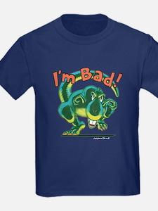 I'M BAD! T