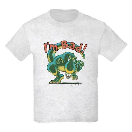 I'M BAD! Kids Light T-Shirt