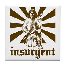 Insurgent Tile Coaster