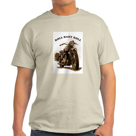 oldtimer motorcycle Light T-Shirt