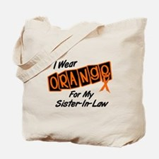 I Wear Orange For My Sister-In-Law 8 Tote Bag