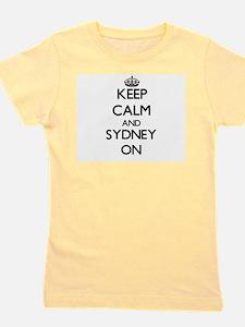 Keep Calm and Sydney ON T-Shirt