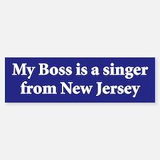 Bruce Springsteen Bumper Bumper Bumper Sticker