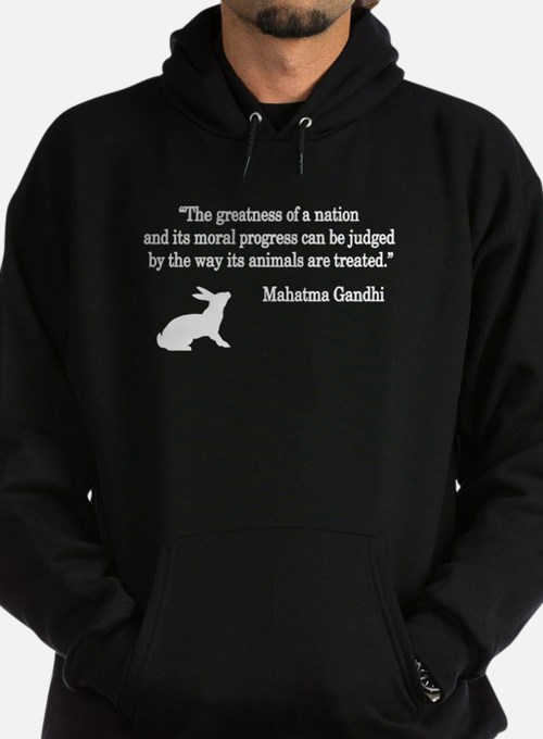 Moral Values Quote Hoodie